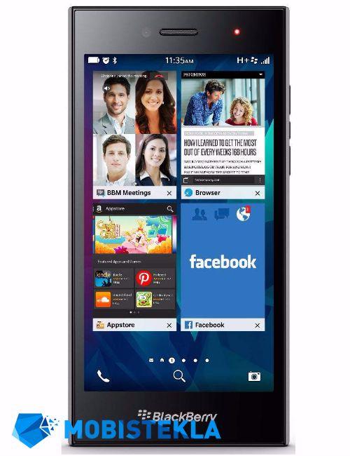 Blackberry Z20 Leap