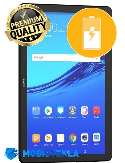HUAWEI MediaPad M5 10 - Menjava baterije - Premium