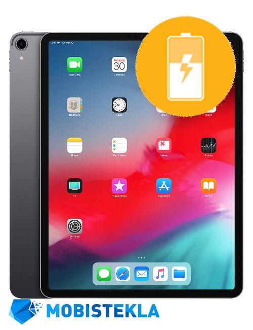 APPLE iPad PRO 12,9 2018 - Menjava baterije