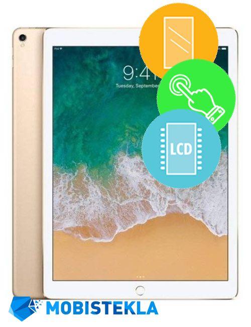 APPLE iPad PRO 12,9 2017 - Menjava ekrana in stekla