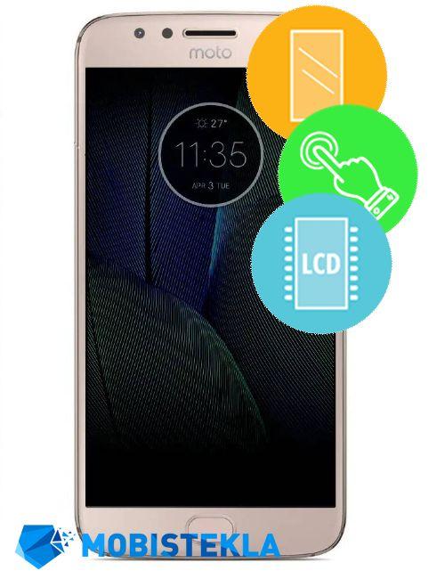 LENOVO G5s plus - Menjava ekrana in stekla