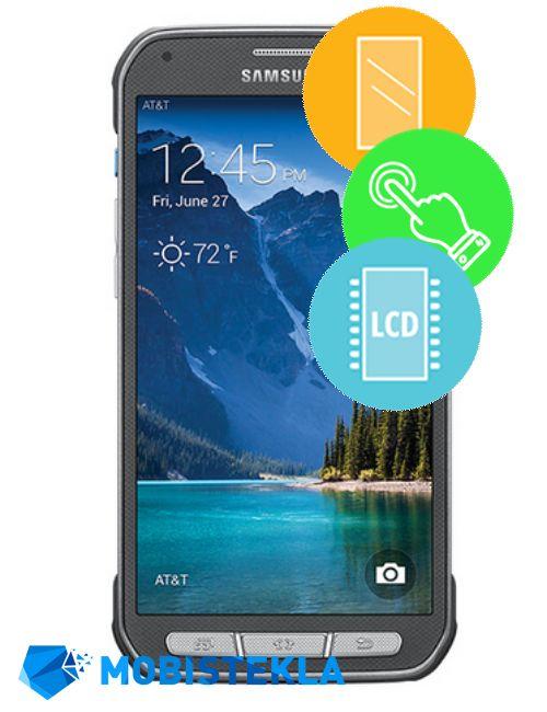 SAMSUNG Galaxy S7 Active - Menjava ekrana in stekla