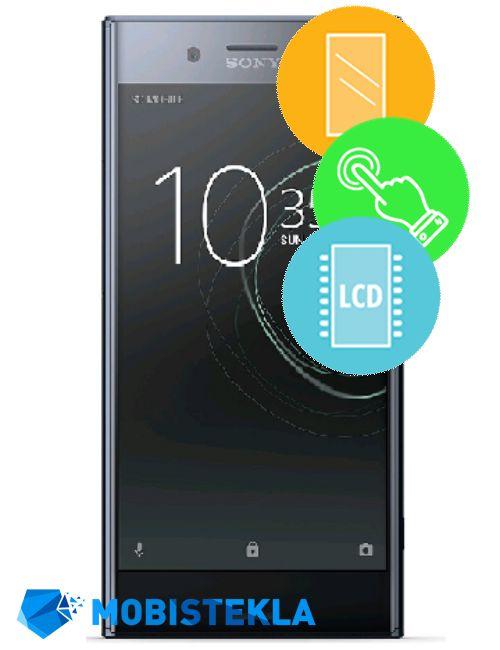 SONY Xperia XZ Premium - Menjava ekrana in stekla