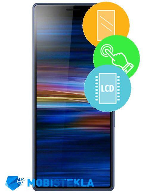 SONY Xperia XA3 - Menjava ekrana in stekla