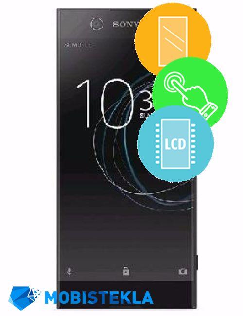 SONY Xperia XA1 Ultra - Menjava ekrana in stekla