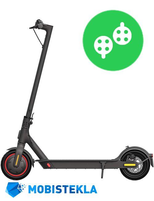 Popravilo elektricnega skiroja Xiaomi Mi Scooter Pro