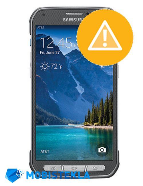 SAMSUNG Galaxy S7 Active - Odprava programskih napak