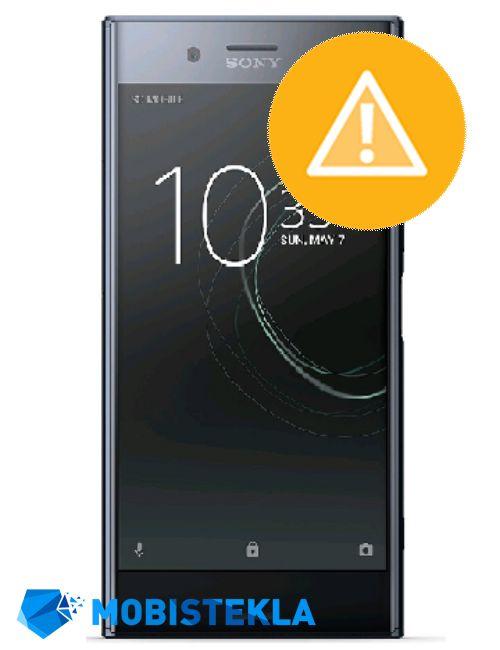 SONY Xperia XZ Premium - Odprava programskih napak