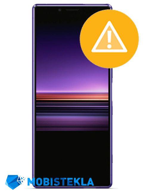 SONY Xperia 1 - Odprava programskih napak