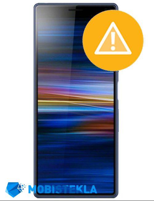 SONY Xperia XA3 - Odprava programskih napak