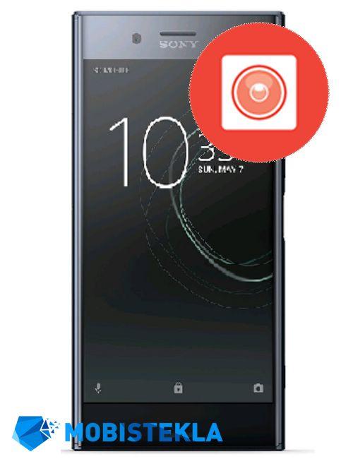 SONY Xperia XZ Premium - Popravilo Selfie kamere
