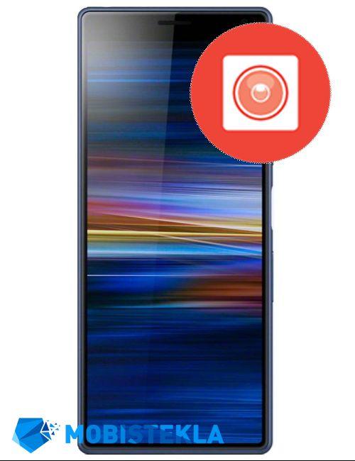 SONY Xperia XA3 - Popravilo Selfie kamere