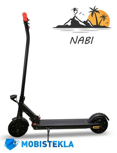 Popravilo elektricnega skiroja Nabi Scooterex Y6 Plus