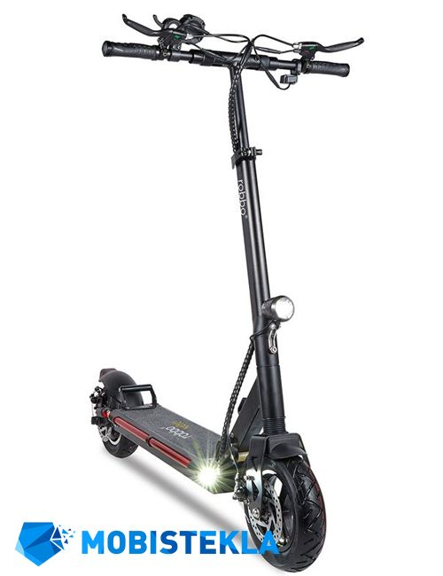 Popravilo elektricnega skiroja Robbo Next 10 Pro