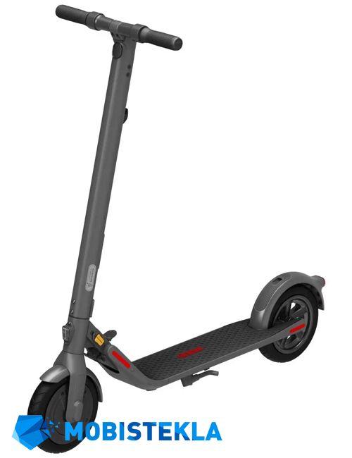 Popravilo elektricnega skiroja Segway Ninebot E22E