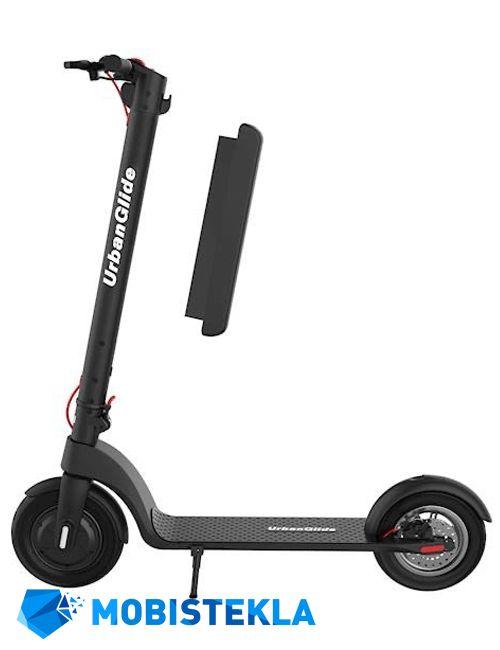 Popravilo elektricnega skiroja UrbanGlide Ride 85 XL