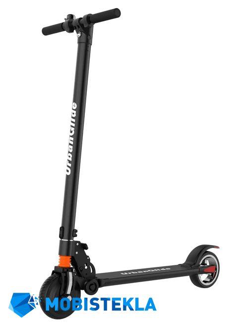 Popravilo elektricnega skiroja UrbanGlide Ride 61 Plus
