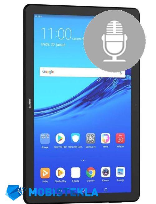 HUAWEI MediaPad M5 10 - Popravilo mikrofona