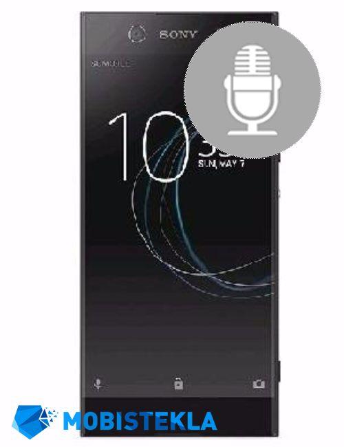 SONY Xperia XA1 Ultra - Popravilo mikrofona