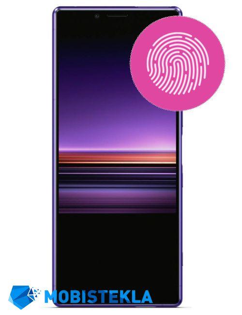 SONY Xperia 1 - Popravilo senzorja prstnega odtisa
