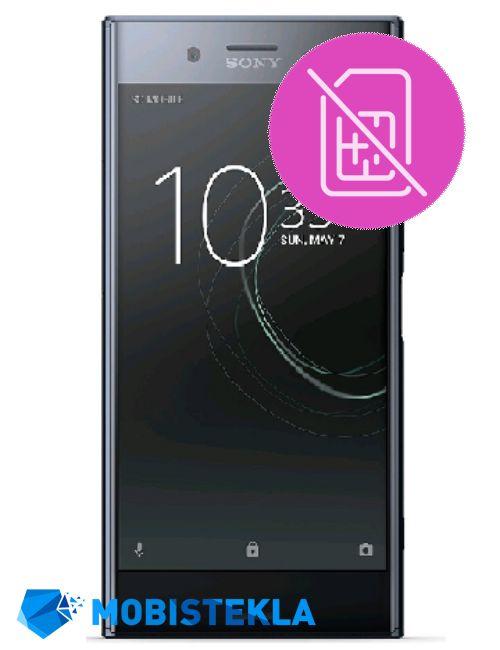 SONY Xperia XZ Premium - Popravilo sprejemnika SIM kartice