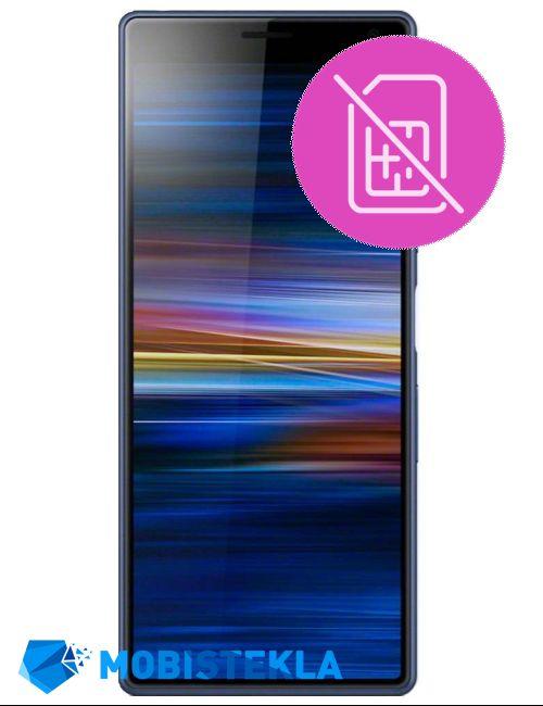 SONY Xperia XA3 - Popravilo sprejemnika SIM kartice