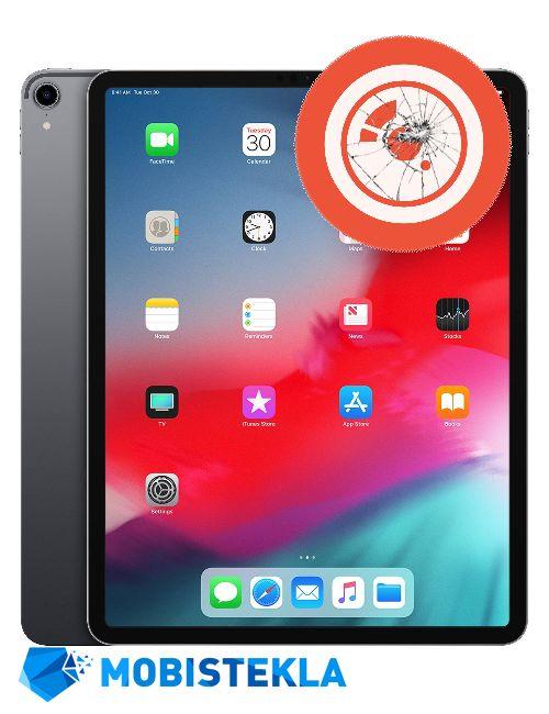 APPLE iPad PRO 12,9 2018 - Popravilo stekla kamere