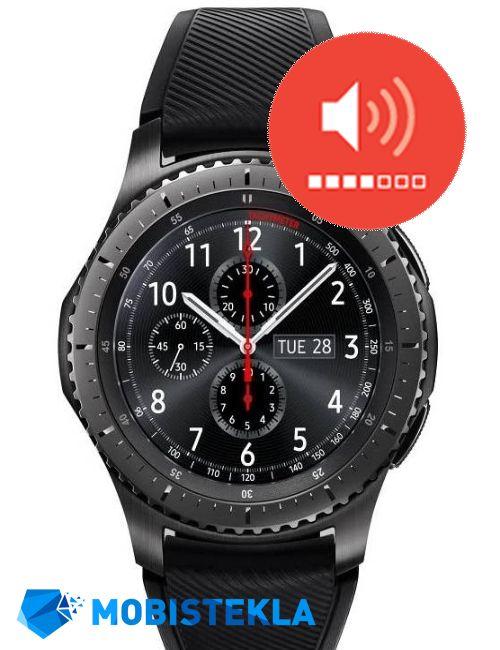 SAMSUNG Gear S3 - Popravilo tipk za glasnost