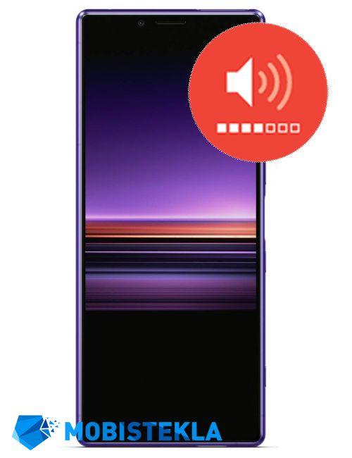 SONY Xperia 1 - Popravilo tipk za glasnost