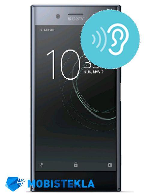 SONY Xperia XZ Premium - Popravilo zgornjega zvočnika