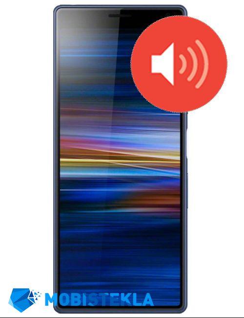SONY Xperia XA3 - Popravilo zvočnika