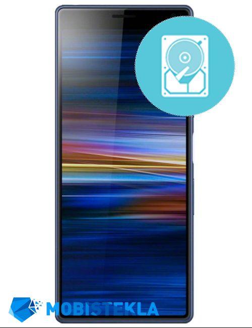 SONY Xperia XA3 - Povrnitev izbrisanih podatkov