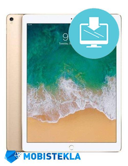 APPLE iPad PRO 12,9 2017 - Sistemska ponastavitev