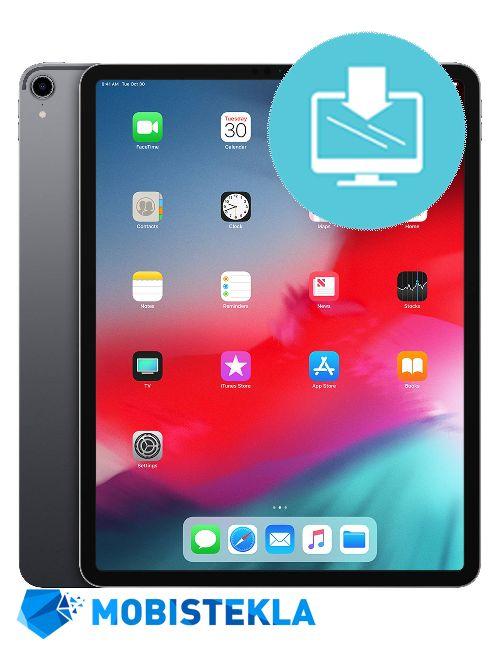 APPLE iPad PRO 12,9 2018 - Sistemska ponastavitev
