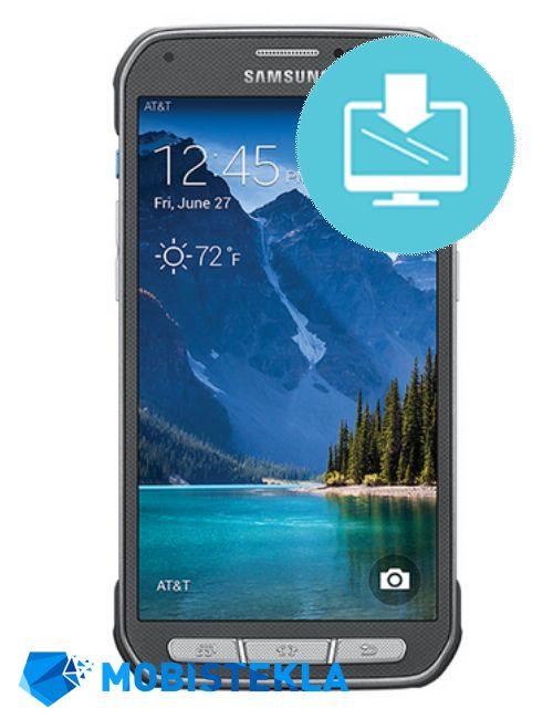 SAMSUNG Galaxy S7 Active - Sistemska ponastavitev