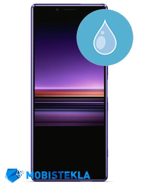 SONY Xperia 1 - Stik s tekočino