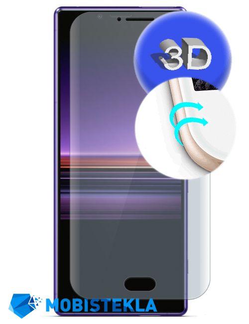 SONY Xperia 1 - Zaščitno steklo 3D